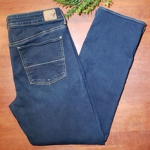 American Eagle Outfitters Straight Stretch Jeans